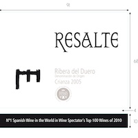 Resalte wine